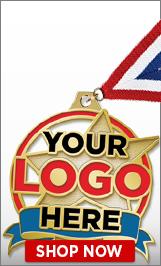 Space Derby® Custom Medals