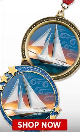 Sailing Medals