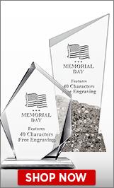 Memorial Day Crystals
