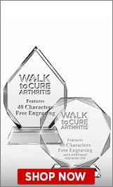 Arthritis Foundation Crystals