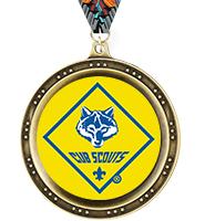 Legend Cub Scout™ Insert Medals