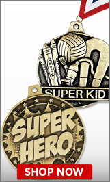 Super Kid Medals