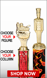 Culinary Column Trophies