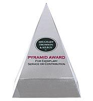 Pyramid 4-Sided