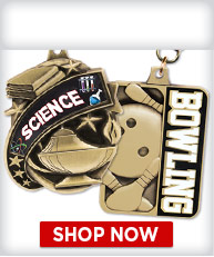 In Stock Medals