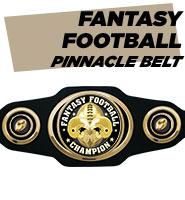Pinnacle Fantasy Football Belt