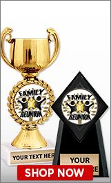 Family Reunion Trophies