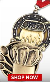 Culinary Medals