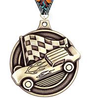"""2"""" Derby Medals"""