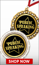 Public SpeakingMedals