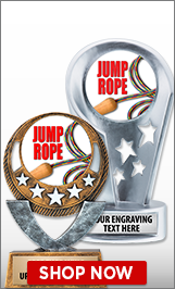 Jump Rope Sculptures