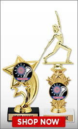 Twirling Trophies