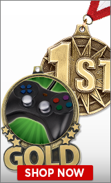 Video Games Medals