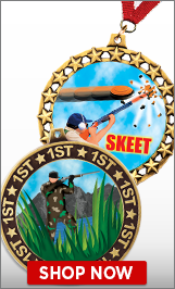 Shooting Sports Medals