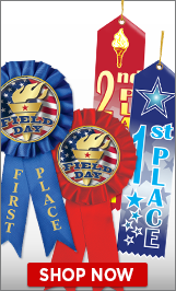 Field Day Ribbons
