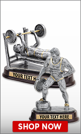 Powerlifting Sculptures