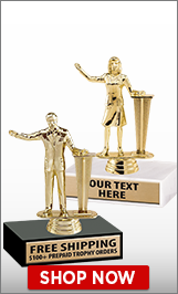 Public Speaking Trophies