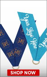 Custom Neck Ribbons