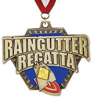 Raingutter Regatta® Medal