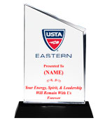 USTA Eastern Incline Slant Acrylic