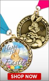 Easter Medals