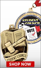 Student Council Medals