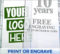 Print or Engrave