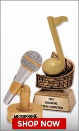 Microphone Sculptures
