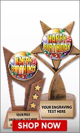 Birthday Sculptures