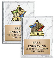 Stained Glass Plaques