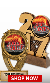 Grill Master Sculptures