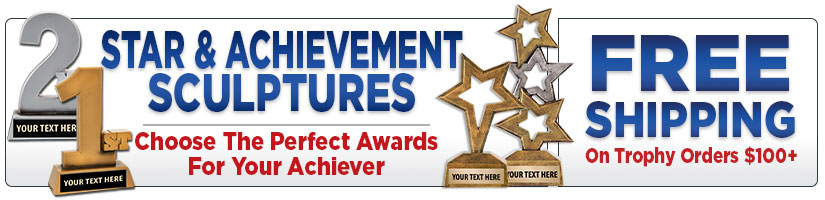 Achievement Sculptures