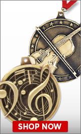 Violin Medals