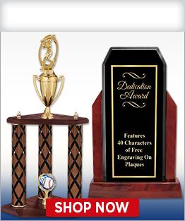 Wood Championship Trophies