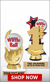 Wiffle Ball Trophies