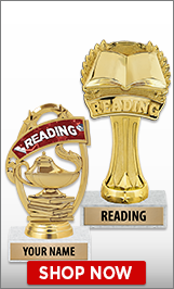 Reading Trophies