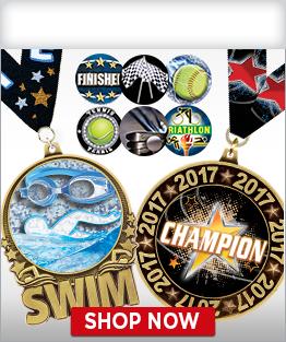 Insert Medals