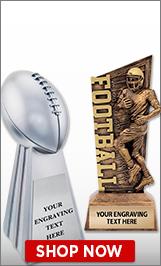 Football Sculptures