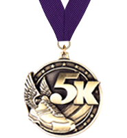 Awareness 5K Medal