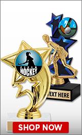 Field Hockey Trophies