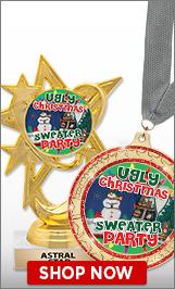 Ugly Sweater Awards