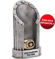 Stadium Ring Display Sculpture