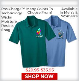 Polo Performance Shirts