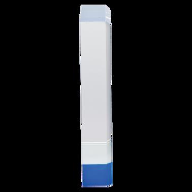 "4"" BLUE BILLBOARD ACRYLIC"