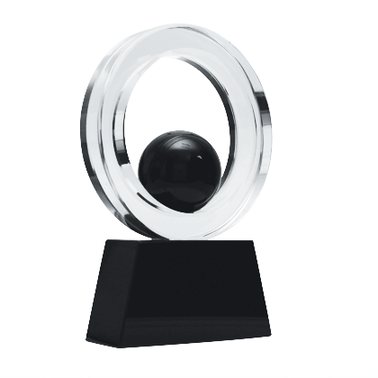 "8.75"" ORACLE CRYSTAL AWARD"
