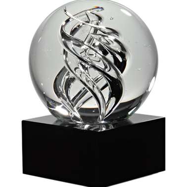 "5"" MYSTIC CRYSTAL AWARD"