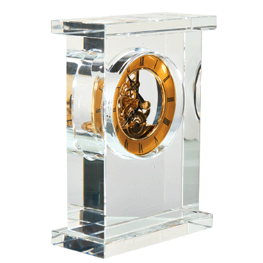 CAMBRIDGE CRYSTAL CLOCK