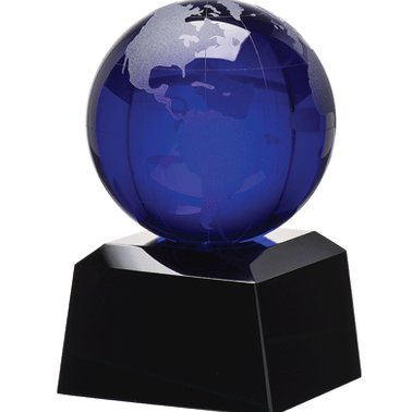TWILIGHT GLOBE JEWEL CRYSTAL