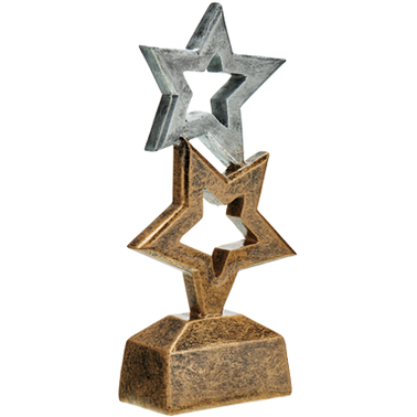 "6.5"" TWO STAR EXCELLENCE AWARD"