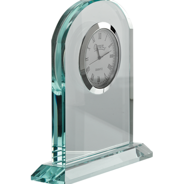 EMERALD CRYSTAL CLOCK